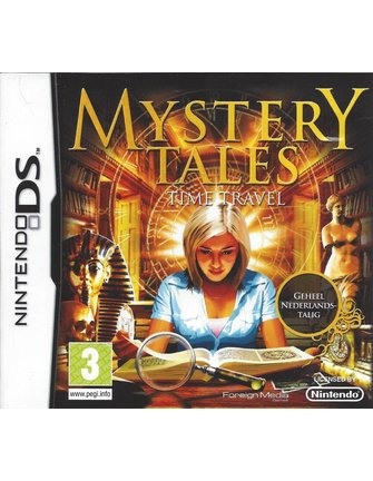MYSTERY TALES TIME TRAVEL for Nintendo DS
