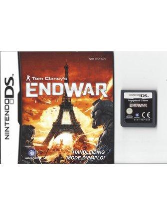 TOM CLANCY'S ENDWAR for Nintendo DS