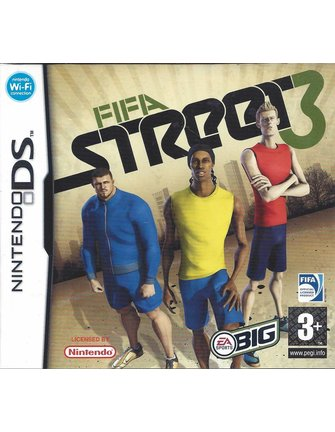 FIFA STREET 3 for Nintendo DS