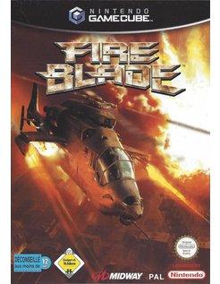 FIRE BLADE for Nintendo Gamecube