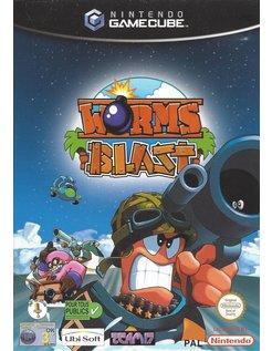 WORMS BLAST for Nintendo Gamecube