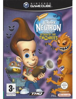 JIMMY NEUTRON ATTACK OF THE TWONKIES  voor Nintendo Gamecube