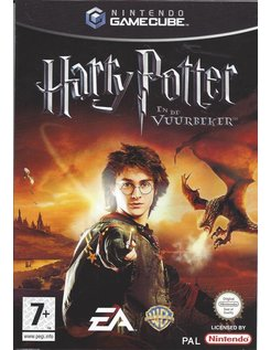 HARRY POTTER EN DE VUURBEKER for Nintendo Gamecube