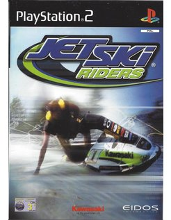 JET SKI RIDERS for Playstation 2 PS2