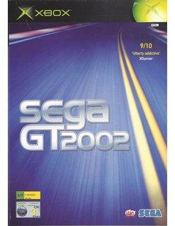 SEGA GT 2002 for Xbox
