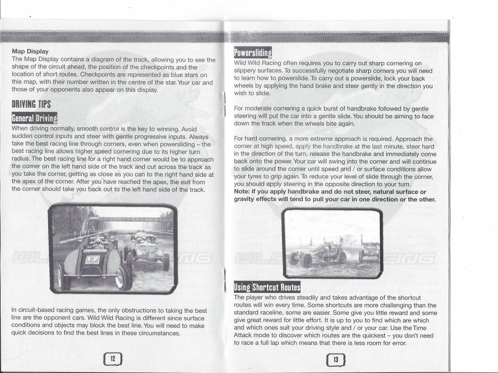 Wild Racing For Playstation 2 Ps2 Passion Games Webshop 4 Block Diagram
