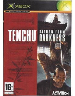 TENCHU RETURN FROM DARKNESS for Xbox