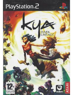 KYA DARK LINEAGE for Playstation 2 PS2