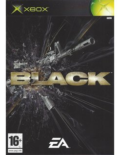 BLACK für Xbox