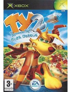 TY THE TASMANIAN TIGER 2 BUSH RESCUE for Xbox