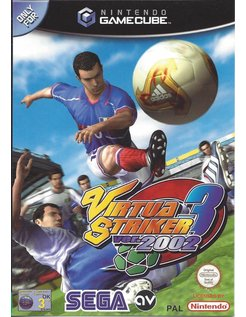 VIRTUA STRIKER 3 VER. 2002 für Nintendo Gamecube