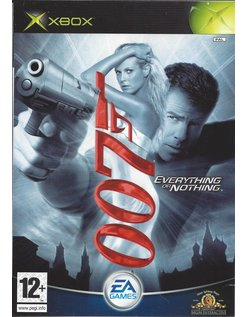 JAMES BOND 007 EVERYTHING OR NOTHING für Xbox
