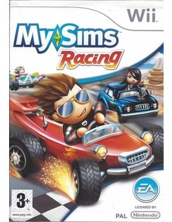 MYSIMS MY SIMS RACING for Nintendo Wii