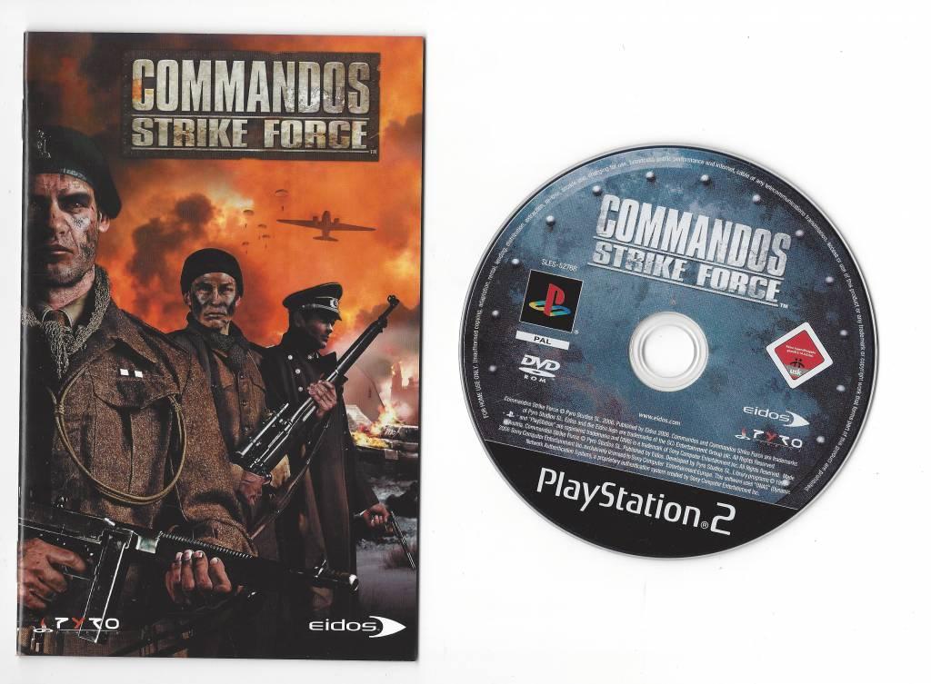 Commandos strike force manual pdf.