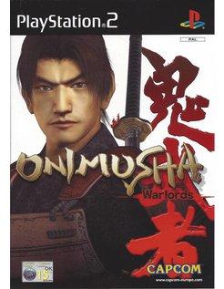 ONIMUSHA WARLORDS für Playstation 2 PS2
