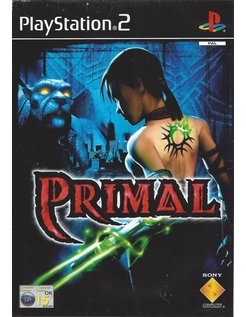 PRIMAL for Playstation 2 PS2