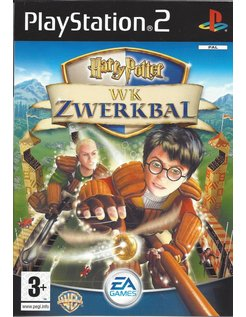 HARRY POTTER WK ZWERKBAL for Playstation 2 PS2