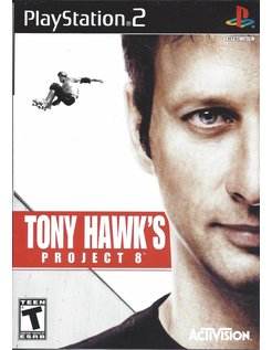TONY HAWK'S PROJECT 8 for Playstation 2 PS2 - NTSC