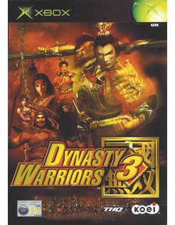 DYNASTY WARRIORS 3 for Xbox