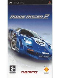 RIDGE RACER 2 for PSP