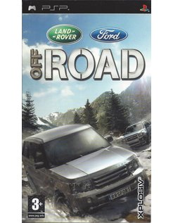 OFF ROAD for PSP