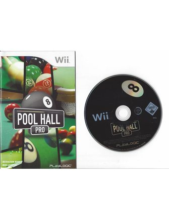 POOL HALL PRO for Nintendo Wii