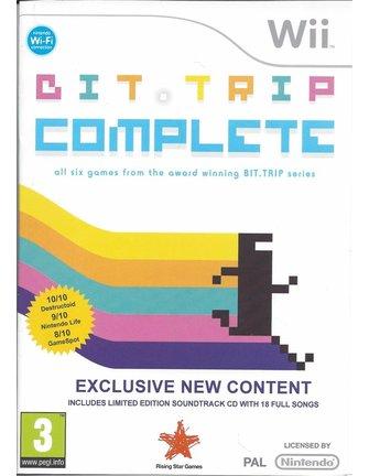 BIT TRIP COMPLETE for Nintendo Wii