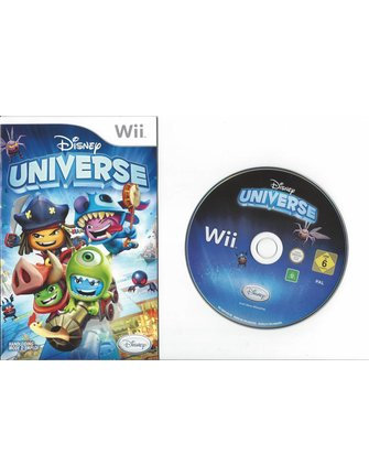 DISNEY UNIVERSE for Nintendo Wii