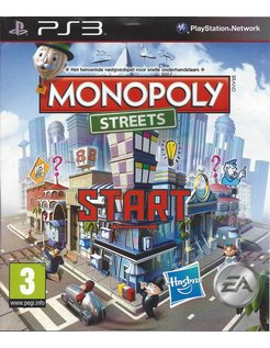 MONOPOLY STREETS für Playstation 3 PS3