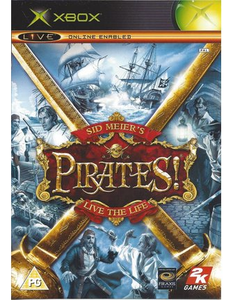 SID MEIER'S PIRATES for Xbox