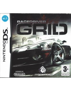 RACE DRIVER GRID for Nintendo DS