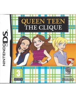 QUEEN TEEN THE CLIQUE for Nintendo DS