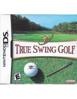TRUE SWING GOLF for Nintendo DS