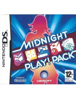 MIDNIGHT PLAY PACK für Nintendo DS
