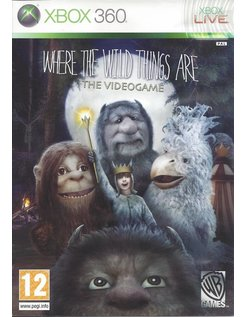 WHERE THE WILD THINGS ARE for Xbox 360