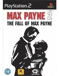MAX PAYNE 2 THE FALL OF MAX PAYNE für Playstation 2 PS2