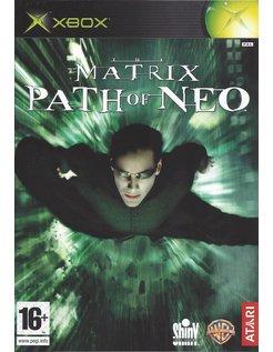 THE MATRIX PATH OF NEO for Xbox