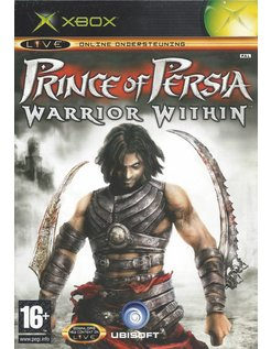 PRINCE OF PERSIA WARRIOR WITHIN for Xbox