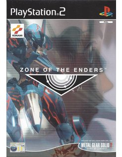 ZONE OF THE ENDERS für Playstation 2 PS2