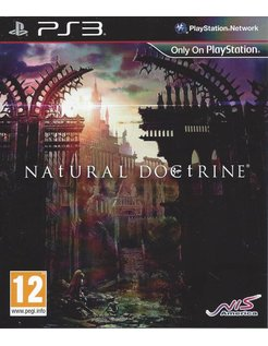 NATURAL DOCTRINE for Playstation 3 PS3