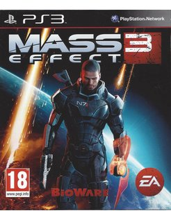 MASS EFFECT 3 for Playstation 3 PS3