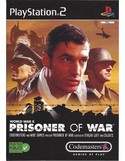 PRISONER OF WAR voor Playstation 2 PS2