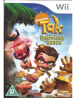 TAK AND THE GUARDIANS OF GROSS for Nintendo Wii