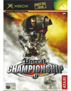 UNREAL CHAMPIONSHIP for Xbox