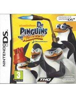 DE PINGUINS VAN MADAGASCAR for Nintendo DS