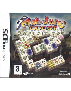 MAHJONG QUEST EXPEDITIONS for Nintendo DS