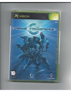 GENE TROOPERS for Xbox - NEW in seal - Copy