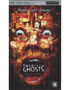 THIRTEEN GHOSTS - UMD video for PSP