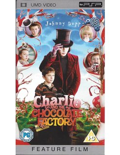 CHARLY AND THE CHOCOLATE FACTORY - UMD video for PSP