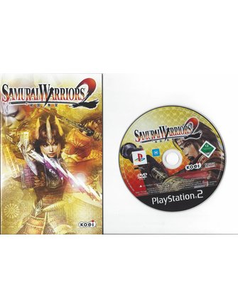 SAMURAI WARRIORS 2 for Playstation 2 PS2